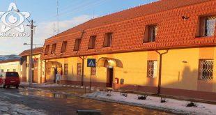 penitenciar gherla iarna zapada