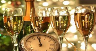 sampanie anul nou revelion