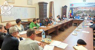 sedinta consiliul local gherla consilieri primar