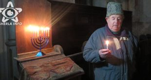 zoltan blum sinagoga gherla hanuka