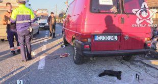 accident fundatura cluj politie