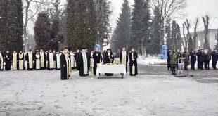 armata preot bistrita