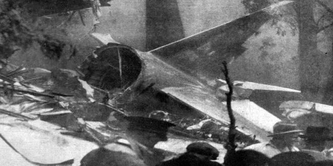 avion prabusit accident