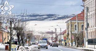 gherla iarna zapada strada liviu rebreanu