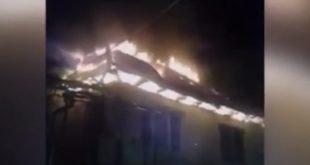 incendiu casa acoperis nima