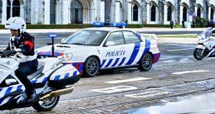 politie portugalia