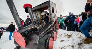 sanie locomotiva feleacu winter games 2017 cluj