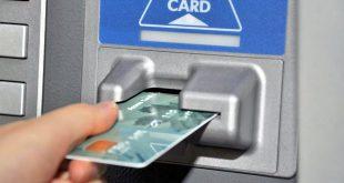 bancomat card atm