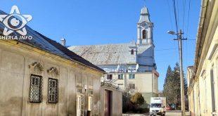 gherla biserica armeneasca strada gheorghe baritiu