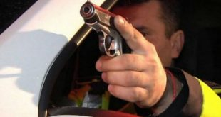 politist pistol