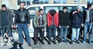 trafic migranti politie