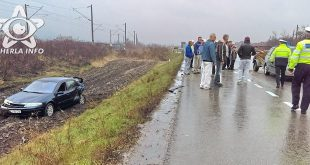 accident livada renault camp politie gherla cluj