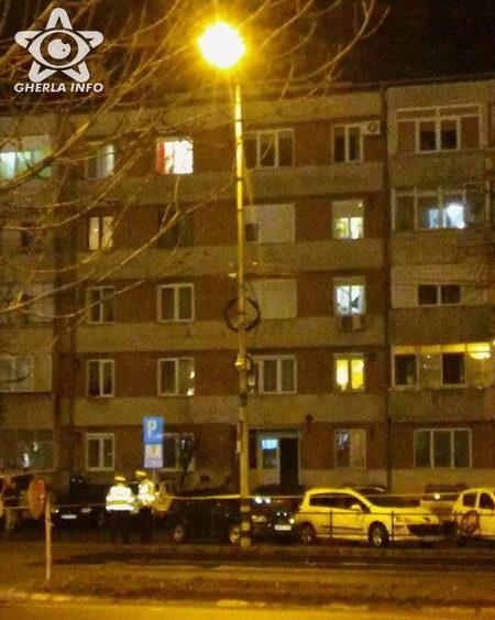 bloc oradea politie