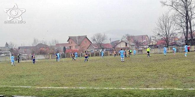fotbal atletic olimpia gherla industria sarmei campia turzii