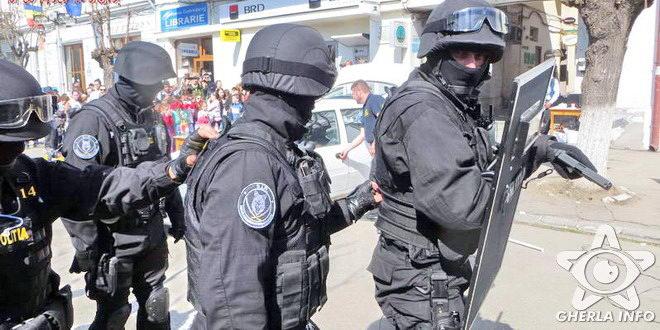 politie mascati gherla