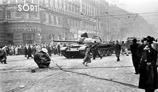 revolutie ungaria 1956