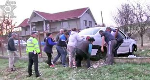 taxi accident livada gherla