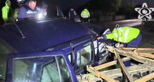accident mintiu gherlii volkswagen politie gherla