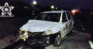 accident livada taxi cluj