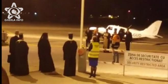 aeroport cluj lumina ierusalim