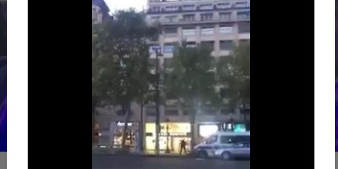 atac paris politie franta