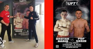 dario drotar paul florean cluj kickbox gala