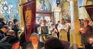 inviere paste gherla biserica