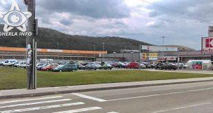 kaufland gherla parcare