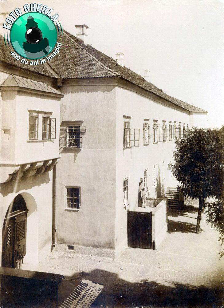 penitenciar gherla1898 szamosujvar martinuzzi castel cetate