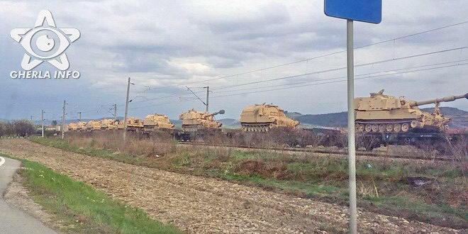 tren tancuri americane cluj livada
