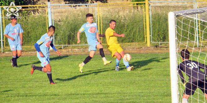 fotbal atletic olimpia gherla viitorul mihai georgescu cluj