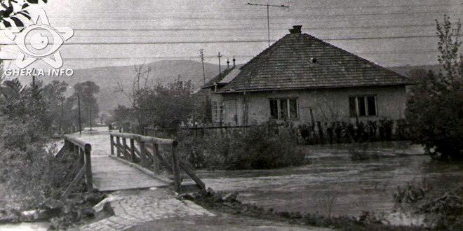 gherla inundatie 1970