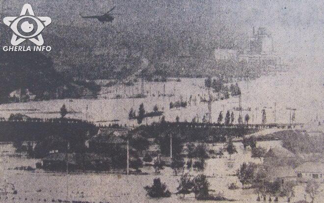 inundatii dej 1970