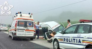 accident gherla atlassib politie ambulanta