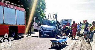 accident tir pompieri bologa poieni cluj pompieri