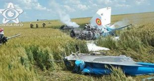 avion mig prabusit constanta plane crash romania