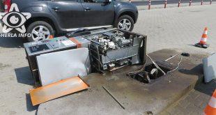 benzinarie gherla masina popma rupta