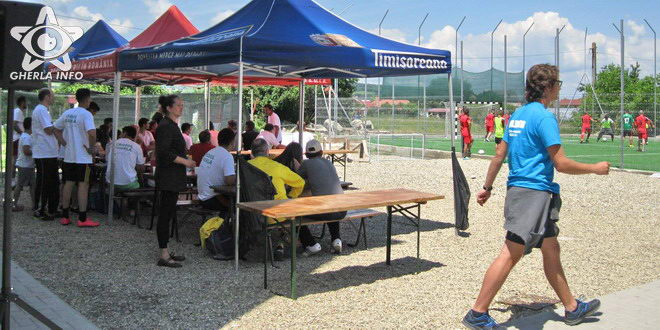 fotbal gherla liceu maghiar