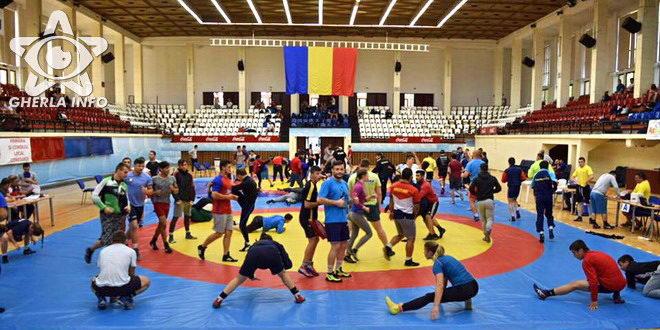 lupte constanta sala sporturilor