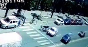 accident motociclist cluj motocicleta