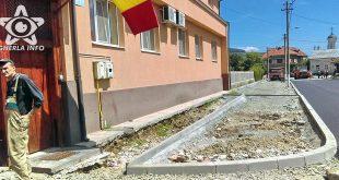 asfaltare penitenciar gherla strada andrei muresanu