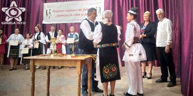 mintiu gherlii festival folclor