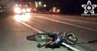 motocicleta accident gherla