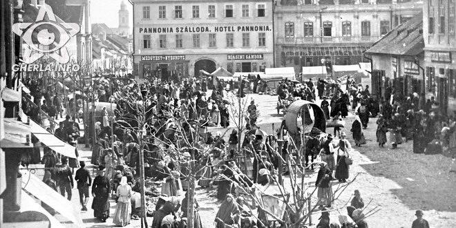 cluj piata 1860