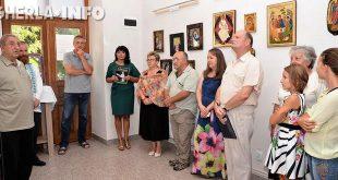 expozitie pictura icoana centrul turistic gherla