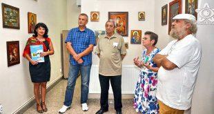 florin pop expozitie pictura gherla