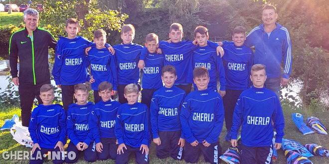 fotbal juniori gherla ronneby