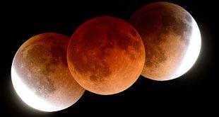luna eclipsa