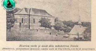 manastirea nicula 1937
