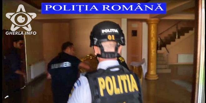 mascati politie fizesu gherlii cluj